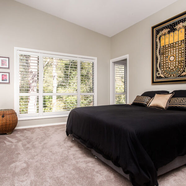 celtic style bedroom