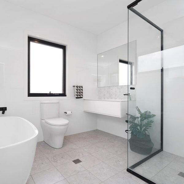 Freedom Homes Interior Bathroom