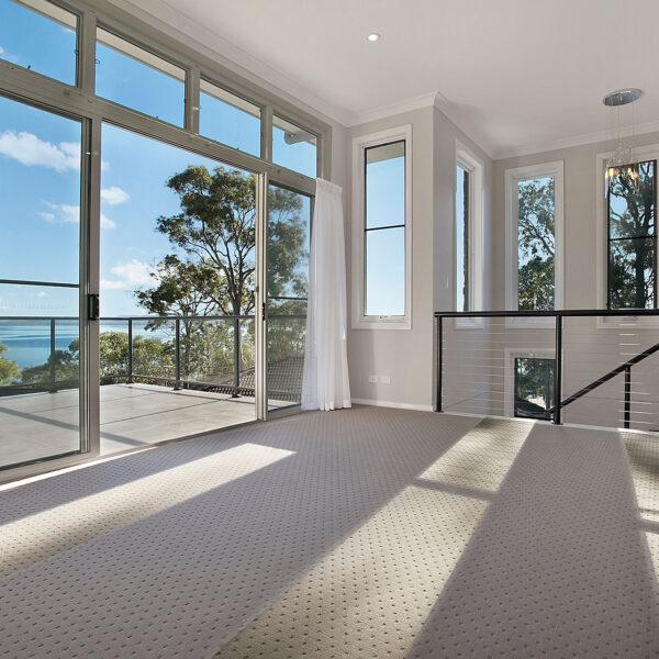 Freedom Homes Interior new balcony